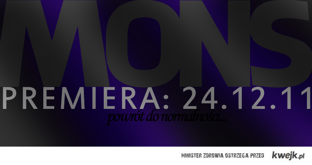 PREMIERA STAREGO MONSA