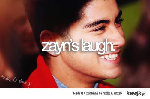 Zayn's Laugh