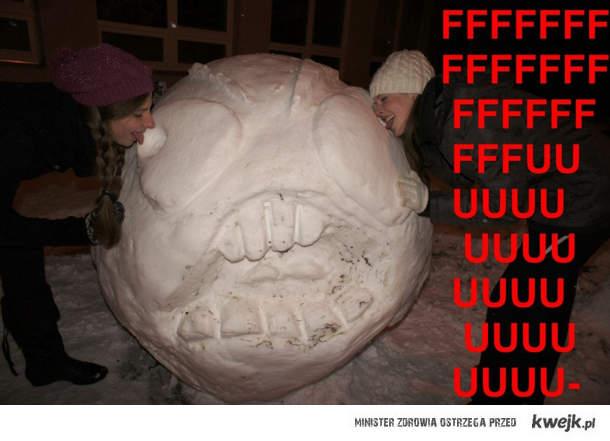 fuuu śnieżne