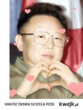 Kim Cie kocha