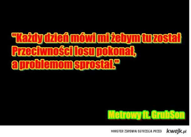 Metrowy ft. Grubson