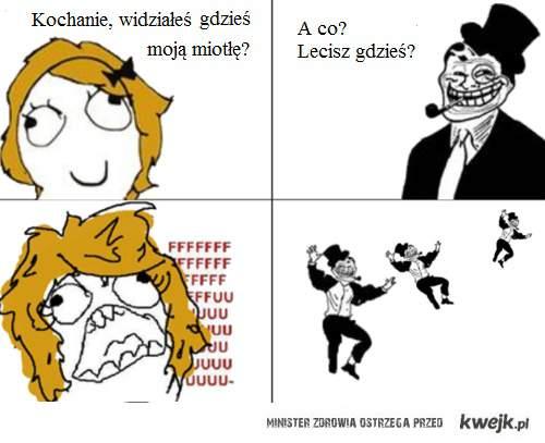 troll dad i wiedźma