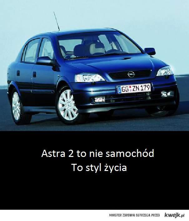 Astra G