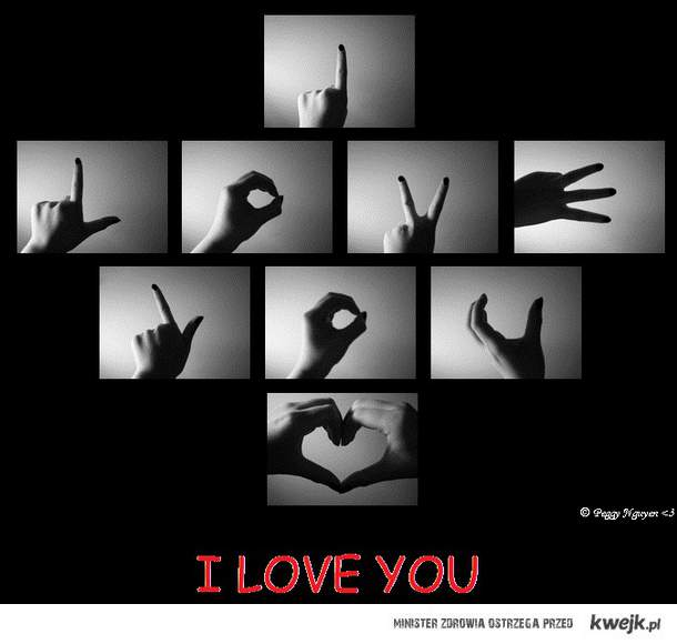 I Love You .