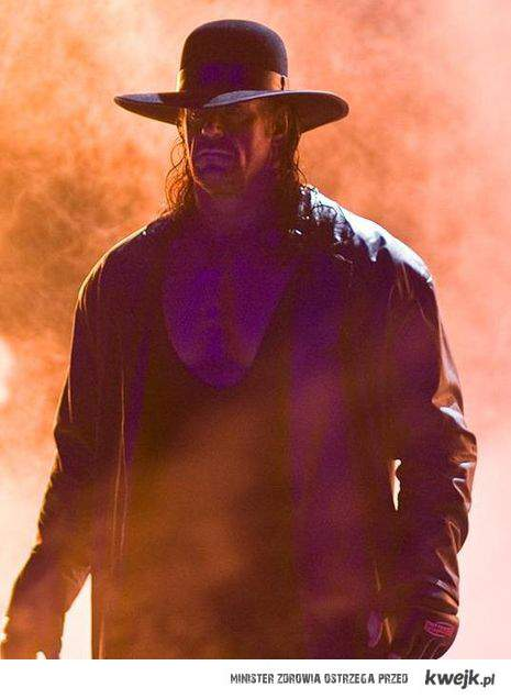 legendary undertaker