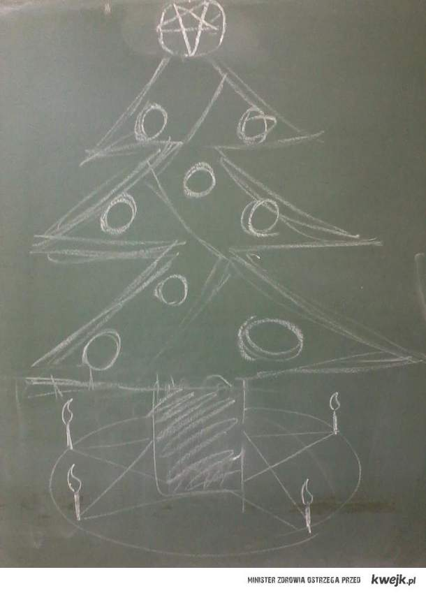 wigilia klasowa