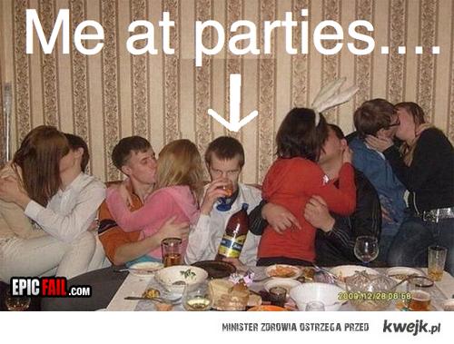 ja na imprezie
