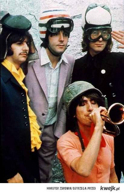 all good children go to heaven... The Beatles <3