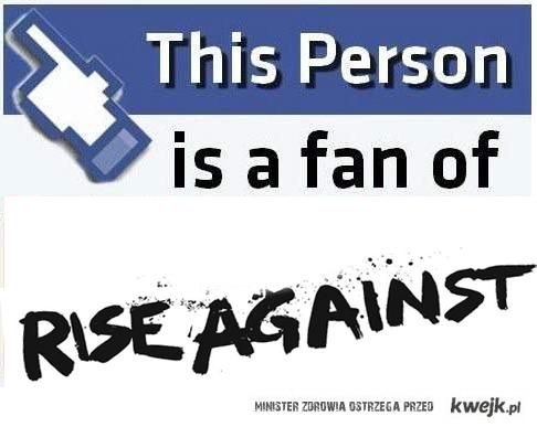 Rise Against ♥