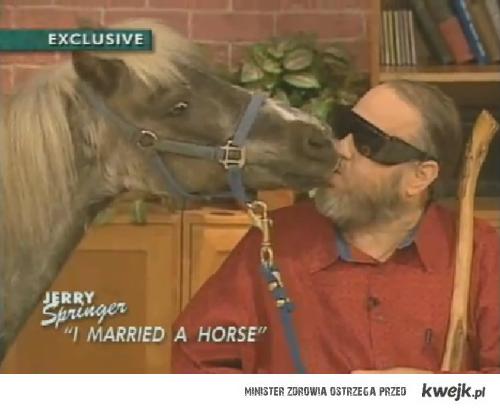 Z koniem