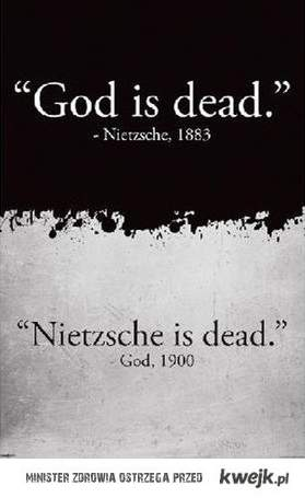 nitze vs god