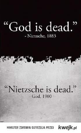 nitze vs god