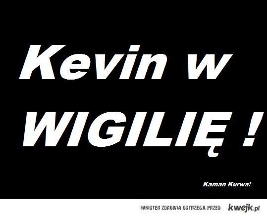 Kevin w wigilie