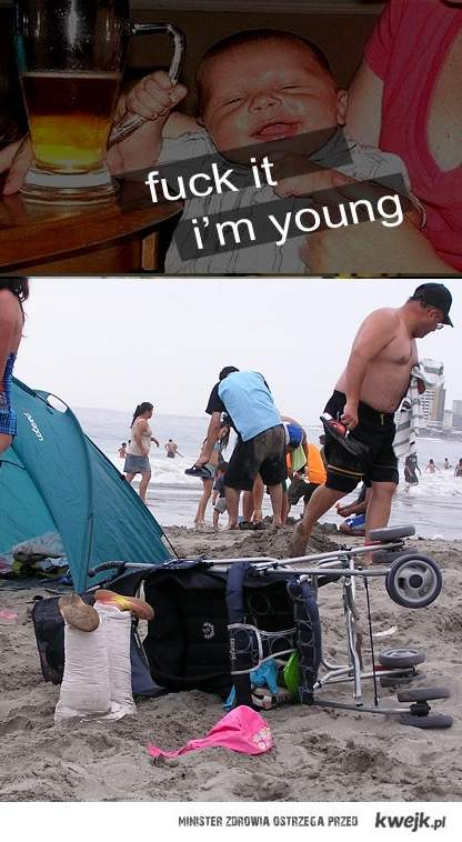 Fuck it im young