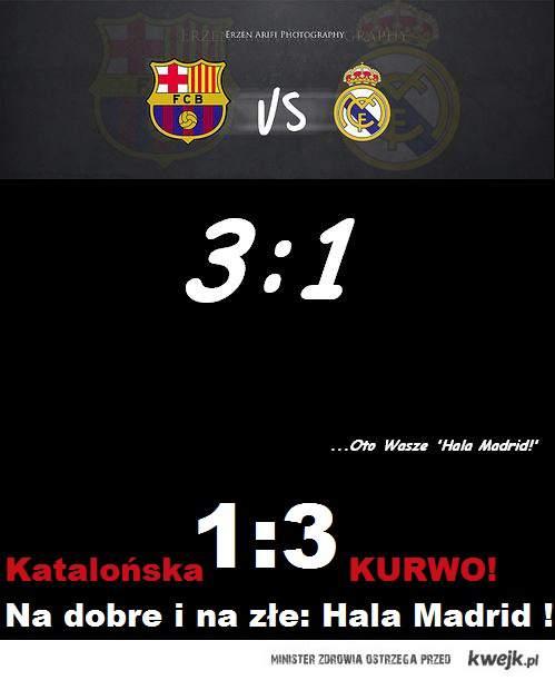 Hala Madrid !