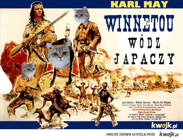 Winnetou Wódz JaPaczy