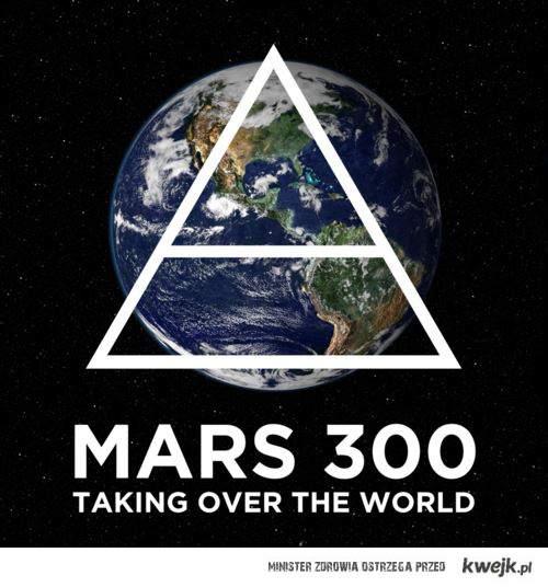 #Mars300