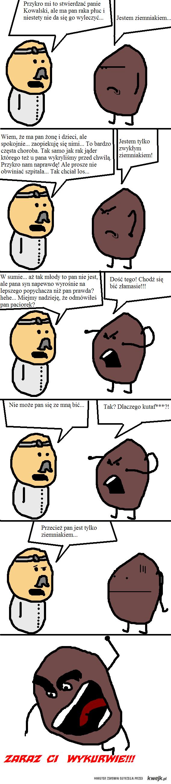 Ziemniak u lekarza