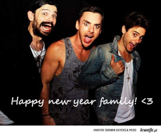 Happy new year Echelon! <3
