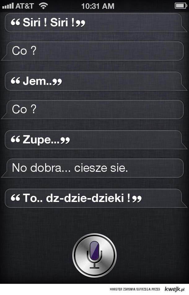Pablo vs. Siri