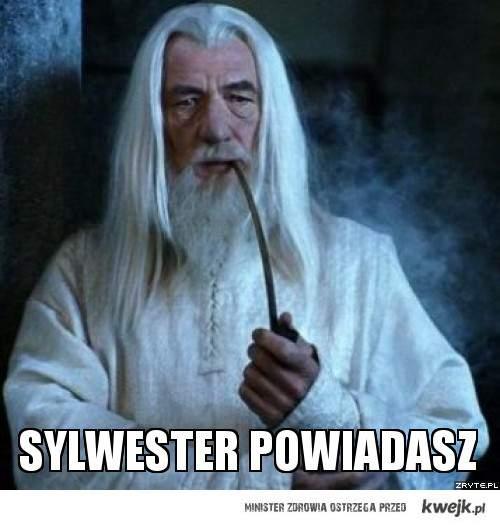 Sylwester powiadasz