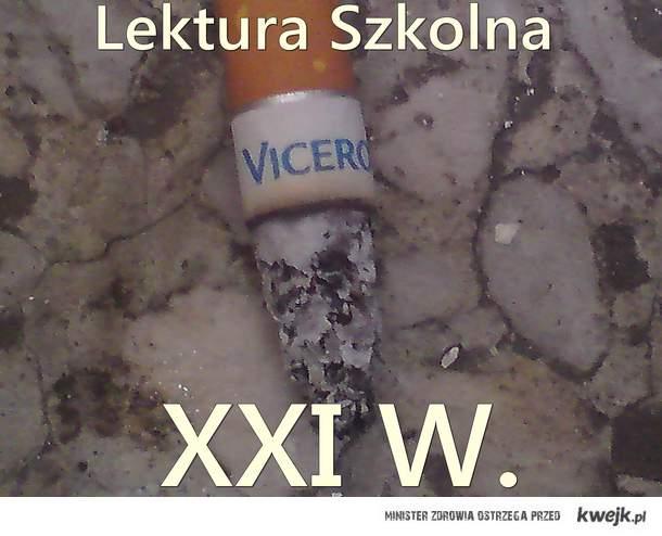 Lektura Szkolna XXI W.