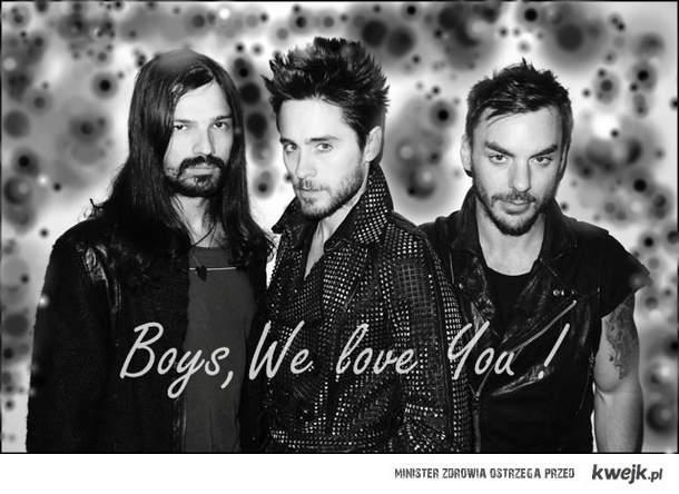 Boys *_*