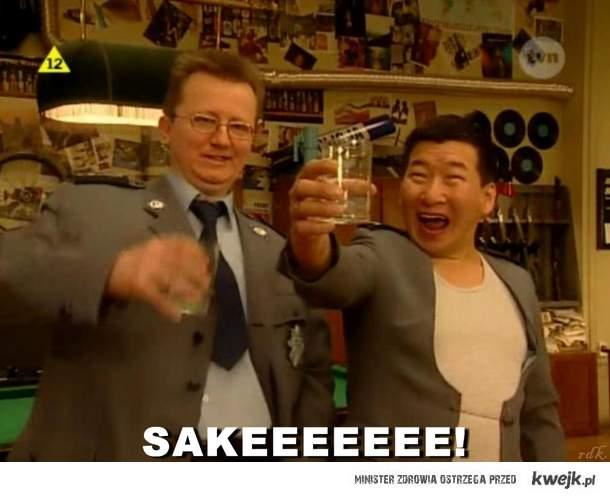Sake!