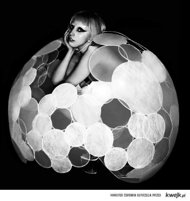 Lady Gaga Born This Way Promo
