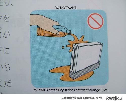 Nie rób tego