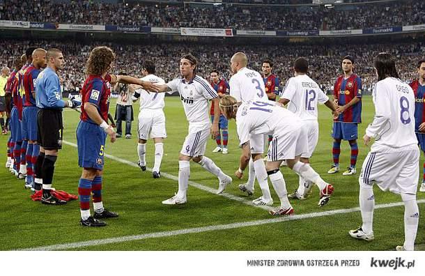 Barcelona kłania się Realowi przegrywając 4:1
