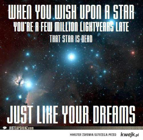 Like your dreams