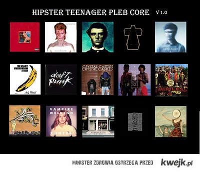 hipsterska muza