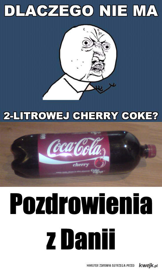2-litrowa cherry