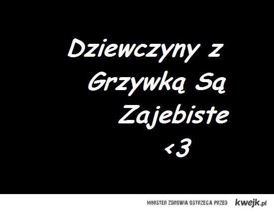 Grzywka < 3