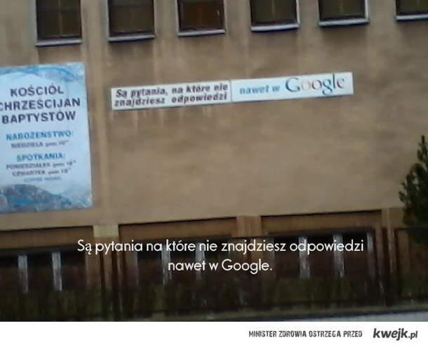 Pytania w google