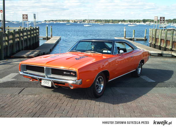 Dodge Charger 1969!
