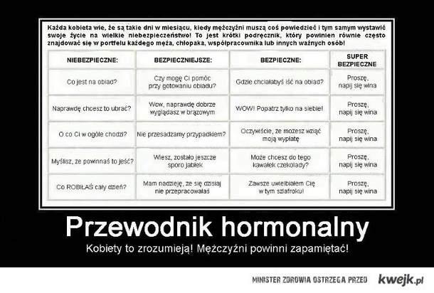 Przewodnik hormonalny