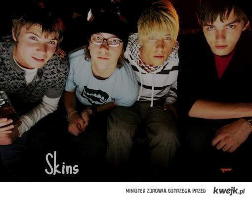 Chris, Sidney, Maxxie and Tony<3