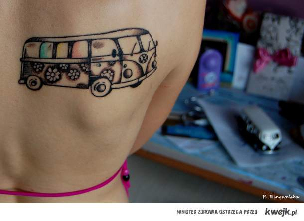 T1 Tattoo
