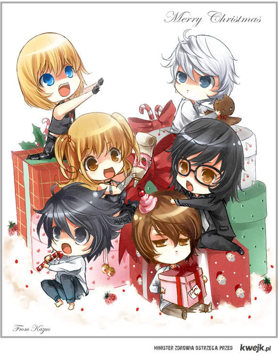 Death Note Christmas