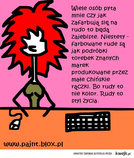 rudość