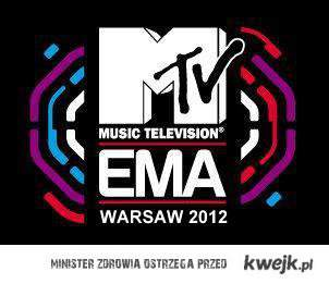 6 November 2012 MTV EMA in Poland ♥ Warsaw ♥
