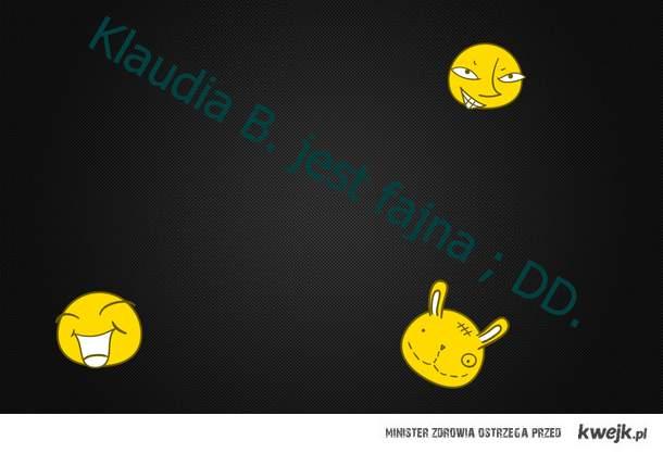 Klaudiaa... ; DD.
