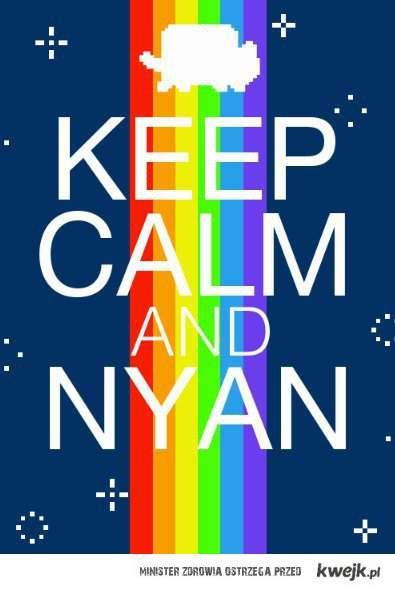 And Nyan ♥