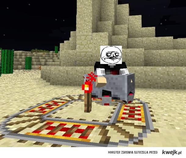Minecraft - MeGusta
