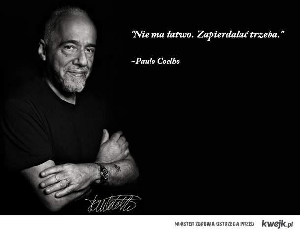 Paulo Coelho - ważny cytat