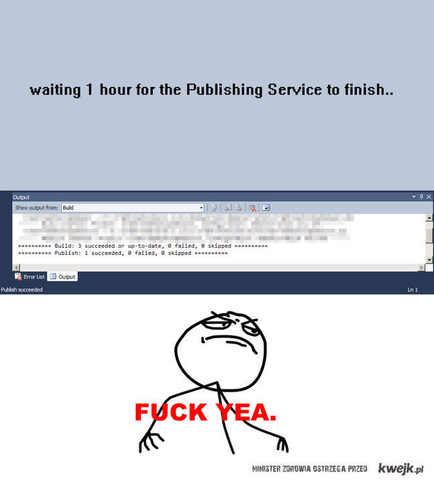Publishing Services - doin' it right!