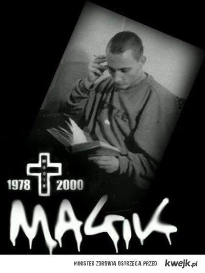 Piotr Magik Łuszcz