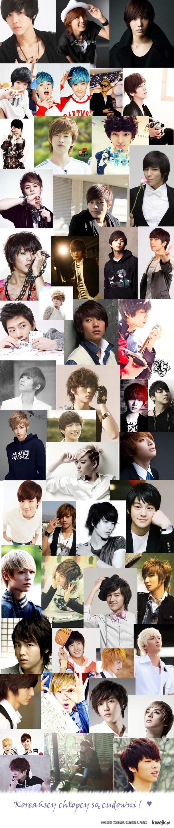 Koreańczycy ♥
